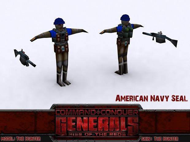 American Navy SEAL