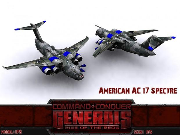 American AC-17 Spectre