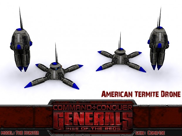 Termite Drone