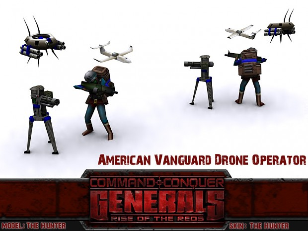 Vanguard Drone Operator