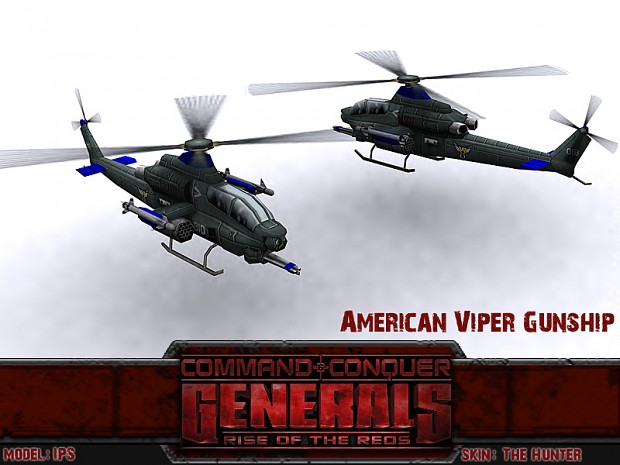 American Viper Gunship
