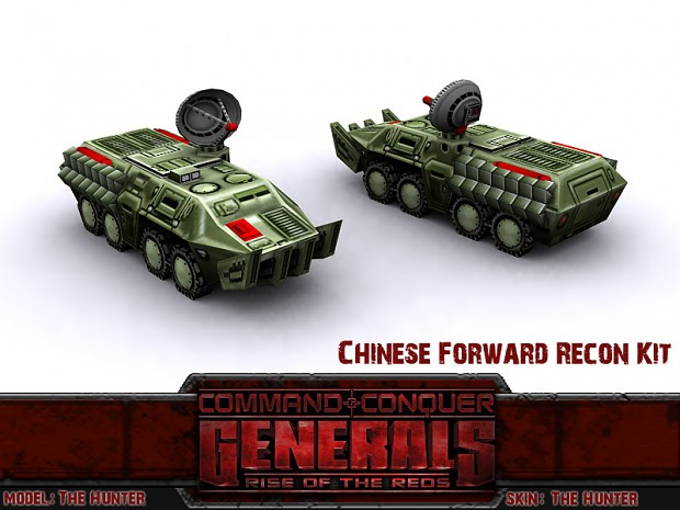 Chinese Forward Recon Kit