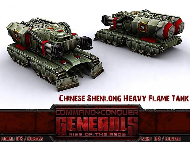 Chinese Shenlong
