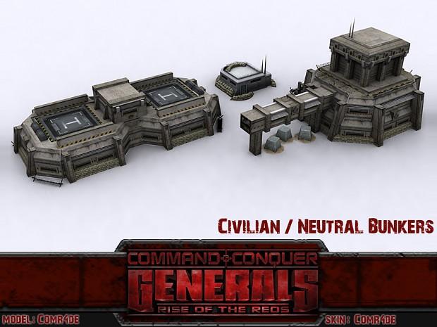 Civilian Bunkers