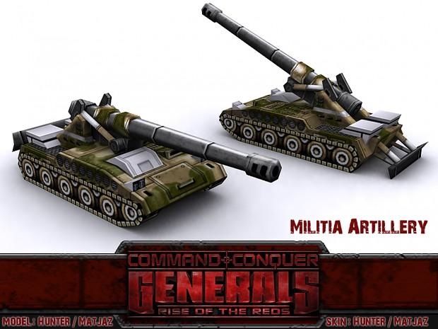 Militia Artillery