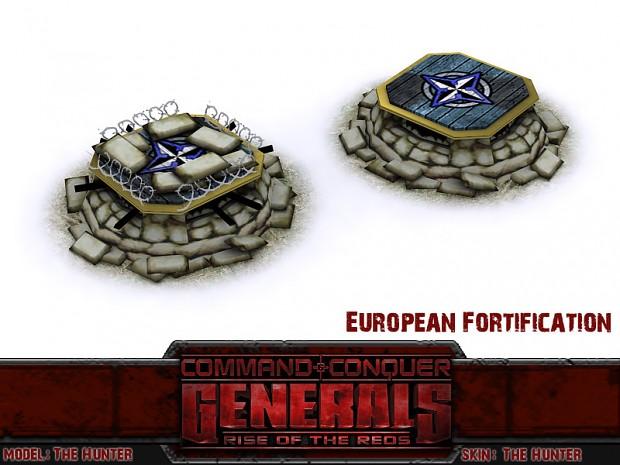 European Fortification
