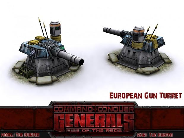 Gun Turret