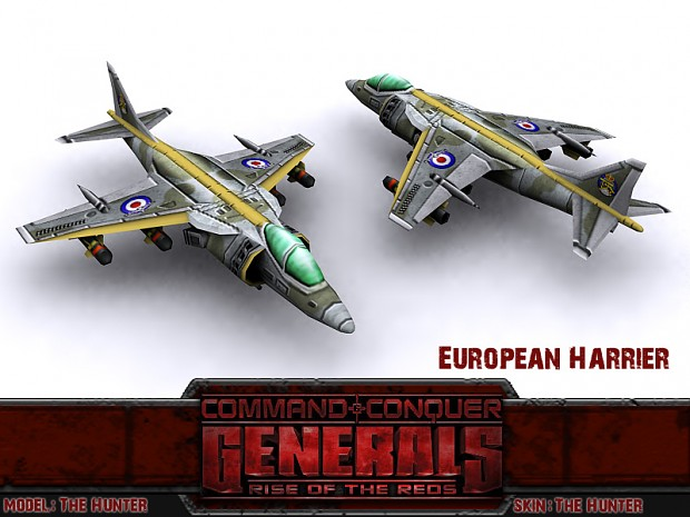 ECA Harrier