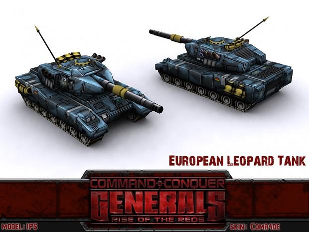 European Leopard