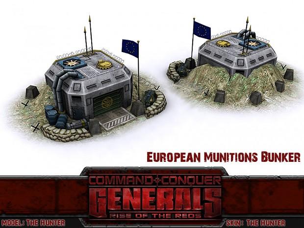 EU Munitions Bunker