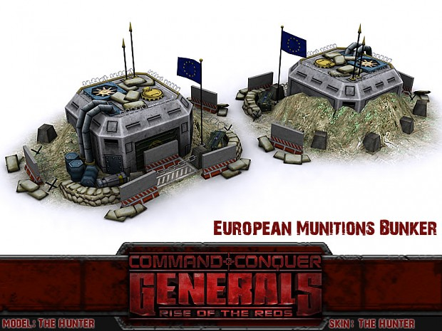 EU Munitions Bunker (Lockdown mode)