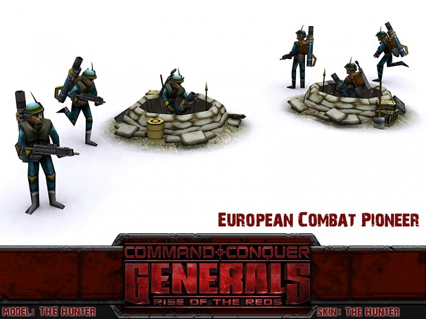 European Combat Pioneer