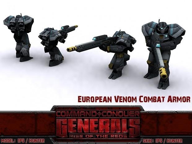 ECA Venom Armor - Viking