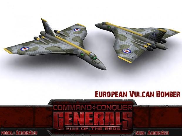 ECA Vulcan Bomber