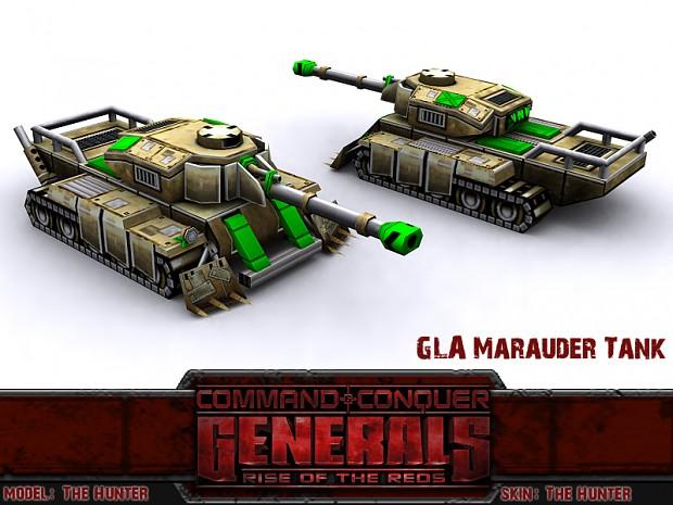 GLA Marauder Tank