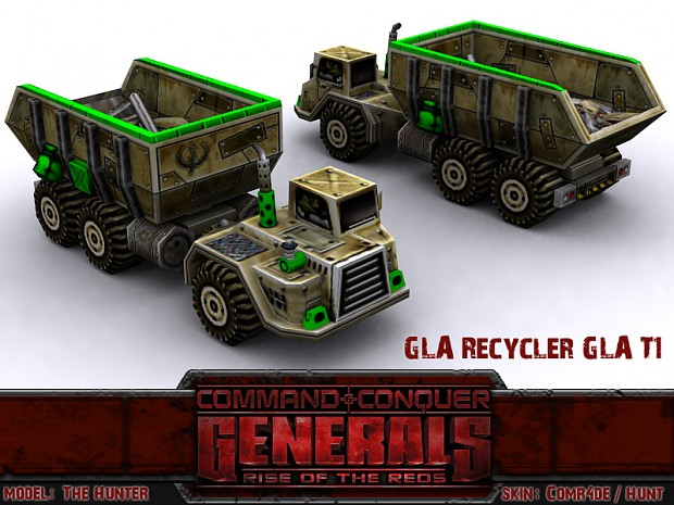 Recycler with GLA Tier 1 Tech