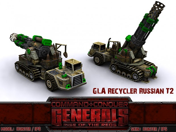 Recycler with Russian Tier 2 Tech