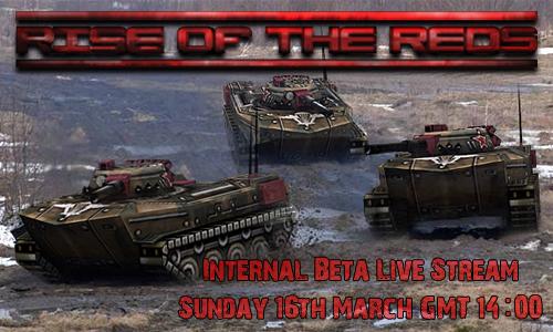 Live Stream 16-03-2014
