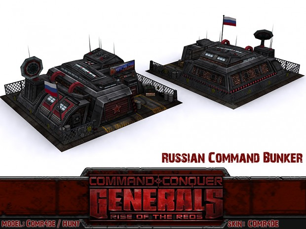 Russian Command Bunker