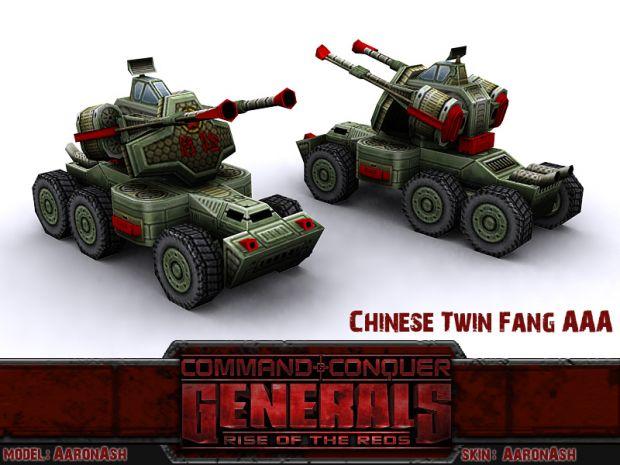 Chinese Twin Fang