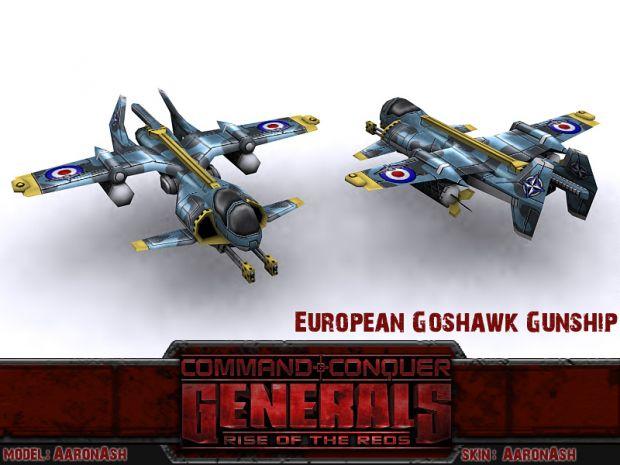 ECA Goshawk Gunship
