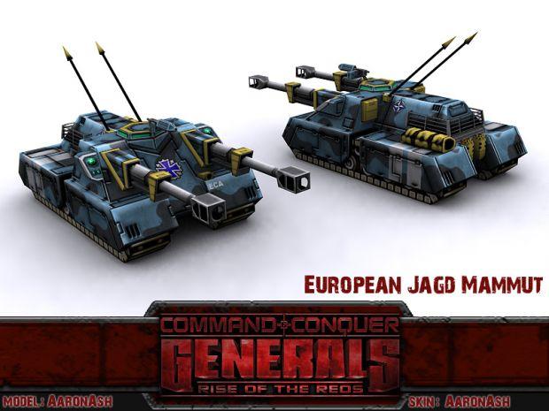 ECA Jagdmammut Tank Destroyer