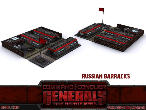 Russian Barracks