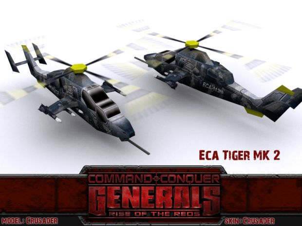 European Tiger Gunship