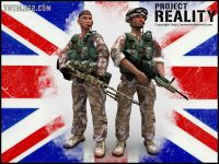British Sniper and Rifleman