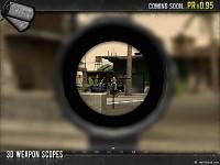 3D Weapon Scopes