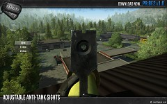 Adjustable Anti-Tank Sights