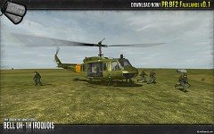 Bell UH-1H Iroquois