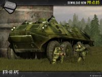 BTR-60 APC