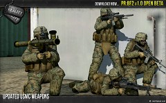 Updated USMC Weapons