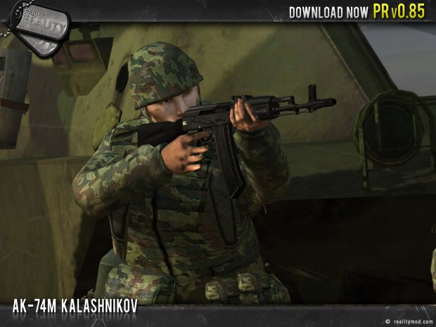 AK-74 Ironsight