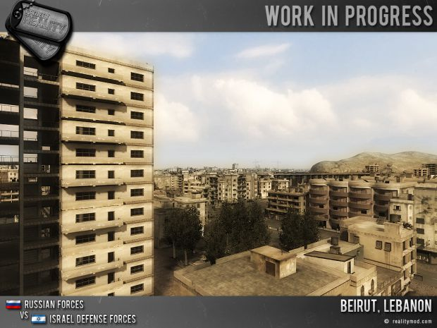 Beirut Map Loading Screen