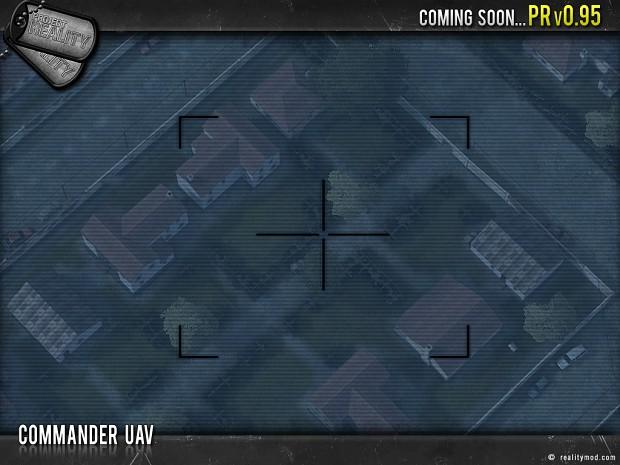 Commander UAV