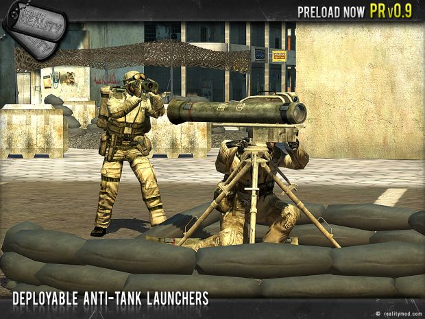 Deployable AT Launchers