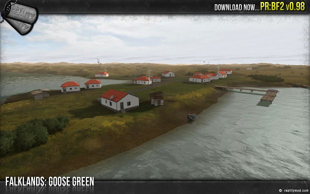 Falklands: Goose Green