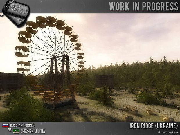 Iron Ridge Map Loading Screen