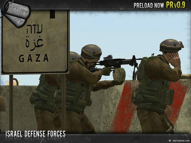 Israel Defense Forces Faction