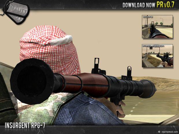 Insurgent RPG-7