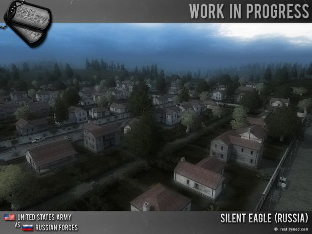 Silent Eagle Map Loading Screen