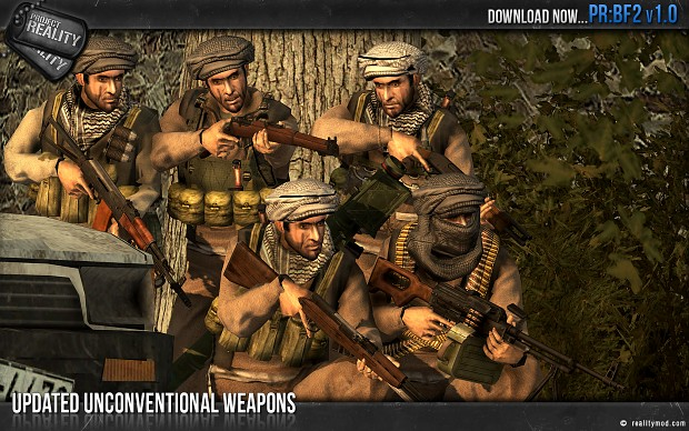 Updated Unconventional Weapons