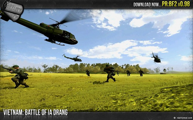 Vietnam: Battle of Ia Drang