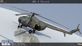 MI-4 Hound - Render