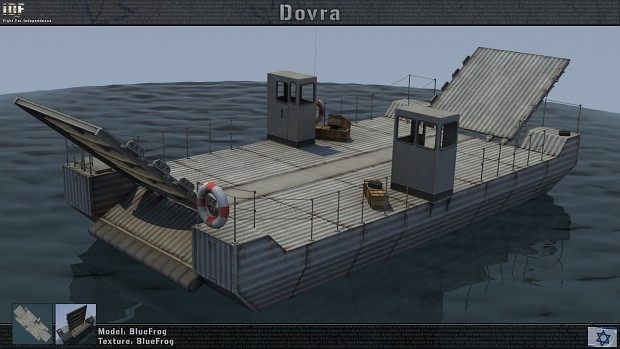 New sea vehicle - Dovra