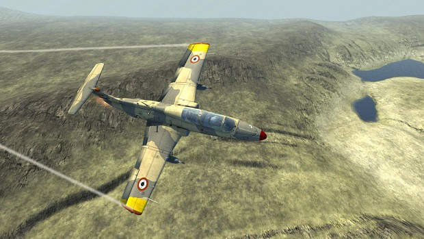 New aircraft screenshots