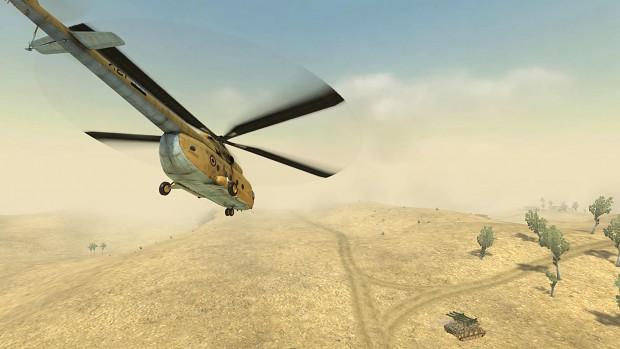 In game screen shots