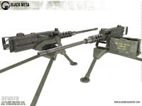.50 Caliber Machine Gun